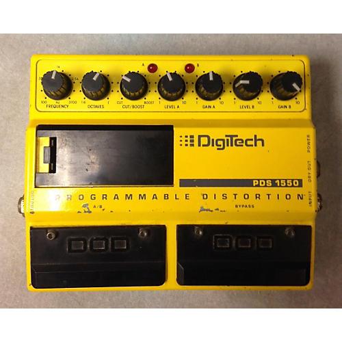 Digitech Pds1550 Programmable Distortion Effect Pedal