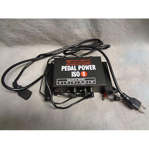 Voodoo Lab Peal Power ISO5 ELEC ELECT.A PEDAL B