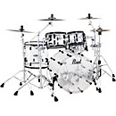 Pearl Crystal Beat 4-Piece Shell Pack (CRB524P/B730 Kit)
