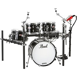 Pearl E-Pro Live Electronic Acoustic Drum Set Without Cymbals