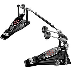 Pearl Eliminator P2002C Black Chain Drive Double Pedal (P2002C/B)