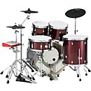 Pearl ePRO Powered by Export Acoustic Electric New Fusion Drumset (EXX725SP/C91-EPADRBMSP)