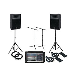 Peavey XR 8300 / PR 15 PA Package (KIT-631376)
