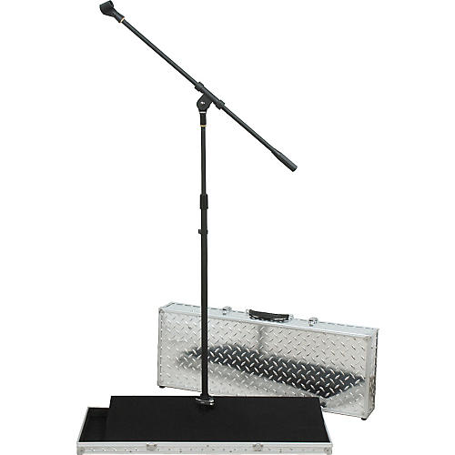 Core One Pedal Board with Mic Stand