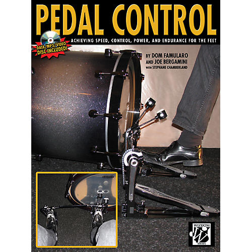 Alfred Pedal Control (Book/MP3)-thumbnail