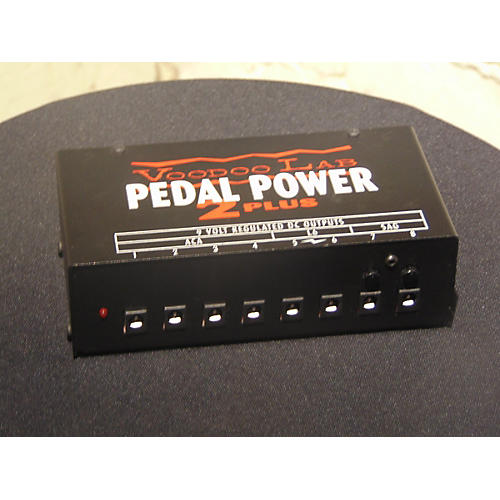 Voodoo Lab Pedal Power 2 Plus Effect Pedal Package-thumbnail