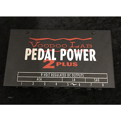 Voodoo Lab Pedal Power 2 Plus Effect Pedal Package