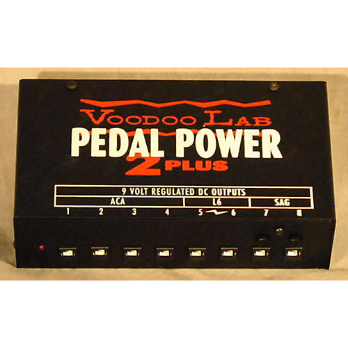 Voodoo Lab Pedal Power 2 Plus Power Conditioner-thumbnail