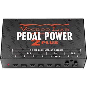 voodoo lab pedal power 2 power supply guitar center. Black Bedroom Furniture Sets. Home Design Ideas