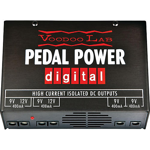 Voodoo Lab Pedal Power Digital Power Supply-thumbnail