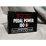 Voodoo Lab Pedal Power ISO5 Pedal