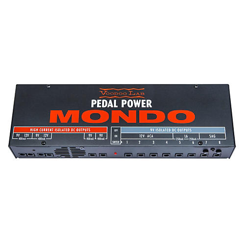 Voodoo Lab Pedal Power Mondo-thumbnail