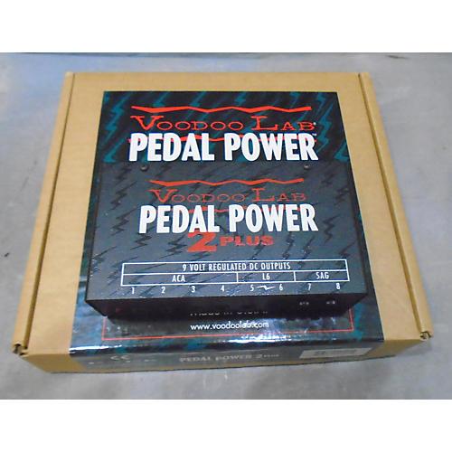 Voodoo Lab Pedal Power Z Plus ELEC ELECT.A PEDAL B