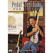 Centerstream Publishing Pedal Steel Licks for Guitar (DVD)