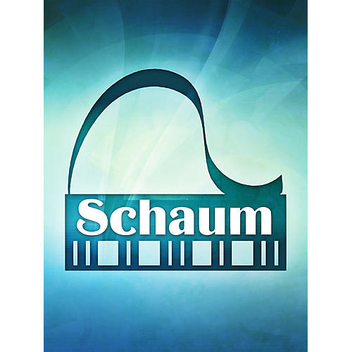 SCHAUM Pen & Pencil Set Educational Piano Series Softcover