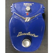 Danelectro Pepperoni Phaser Effect Pedal