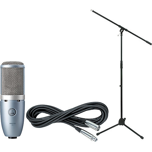 AKG Perception 220 Condenser Mic with Cable and Stand-thumbnail