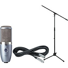 AKG Perception 420 Condenser Mic with Cable and Stand
