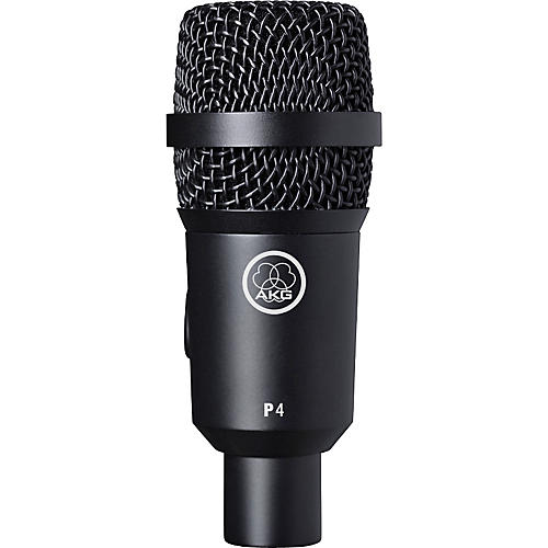 AKG Perception P4 Dynamic Instrument Mic-thumbnail