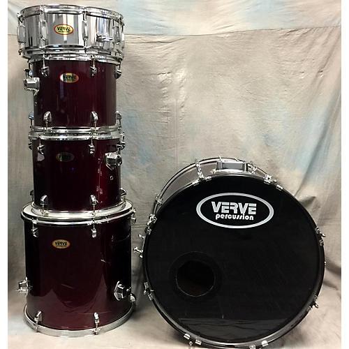 Verve Percussion Drum Kit