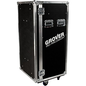 Grover Pro Percussion Road Case by Grover Pro