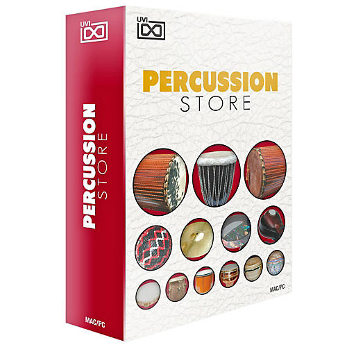 UVI Percussion Store Premier Library Software Download-thumbnail