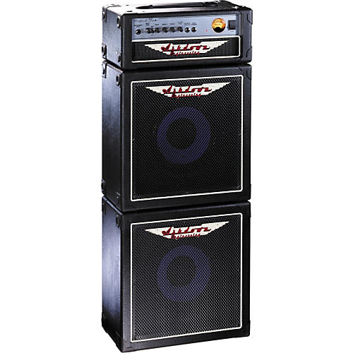 Ashdown Perfect Ten MiniRig Bass Amp Head/Cabinets