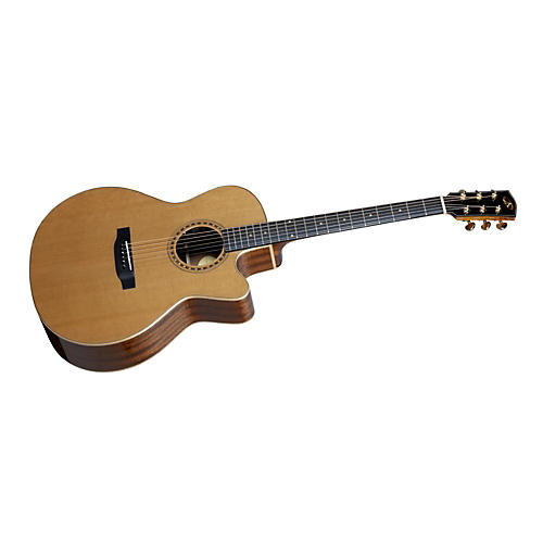 Bedell Performance Monitor Series MHCE-17-G Orchestra Acoustic-Electric Guitar-thumbnail