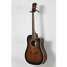 Performance PF28ECE Dreadnought Cutaway Acoustic-Electric Guitar Level 2 Regular 888366012291