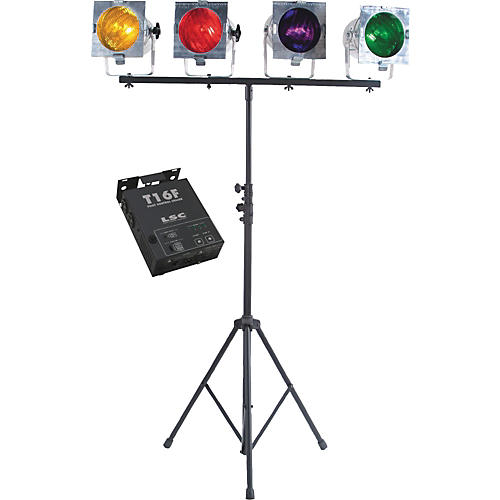 American DJ Performance Pak A Mobile Stage Package-thumbnail