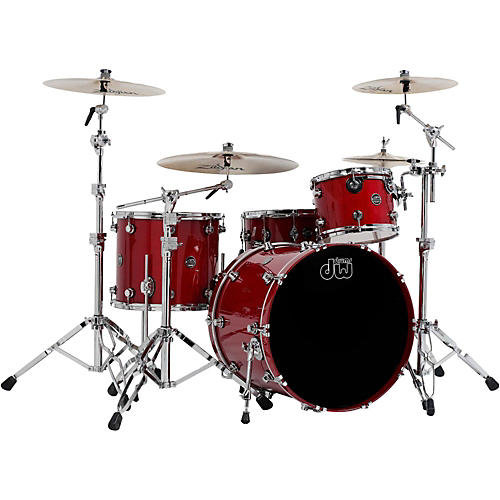 DW Performance Series 4-Piece Shell Pack with 20