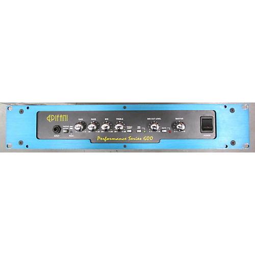 Epifani Performance Series 600 Bass Amp Head