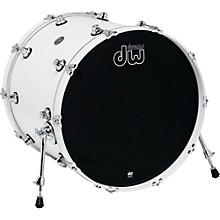 DW Performance Series Bass Drum Level 1 22 x 18 in. White Ice