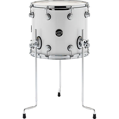 DW Performance Series Floor Tom 16 x 14 in. White Ice-thumbnail