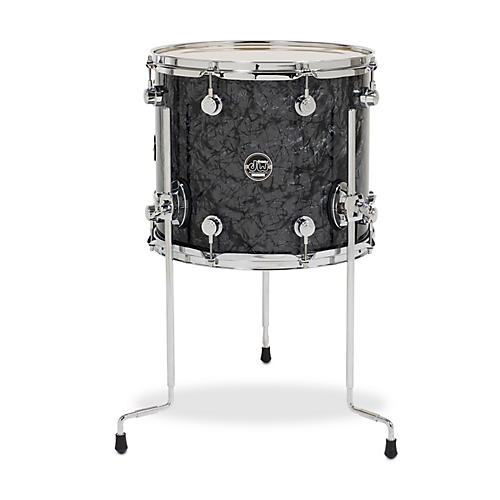 Dw performance series floor tom black diamond 14 x 12 in for 16x14 floor tom