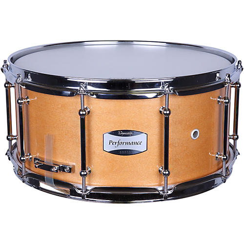 Dynasty Performance Series Maple Concert Snare Drum Maple Lacquer 14x6.5