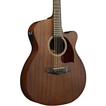 Ibanez Performance Series PC12MHCEOPN Grand Concert Acoustic-Electric Guitar Level 1 Satin Natural