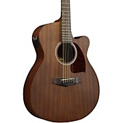 Ibanez Performance Series PC12MHCEOPN Grand Concert Acoustic-Electric Guitar