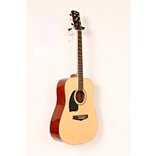 Performance Series PF15 Left Handed Dreadnought Acoustic Guitar Level 2 Natural 190839109583