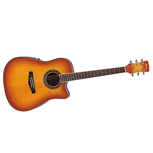 Ibanez Performance Series PF28ECE Acoustic-Electric Guitar-thumbnail