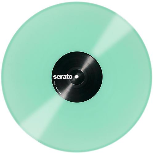 SERATO Performance Series Vinyl (Pair) OFFICAL Mis-Print Glow in the Dark