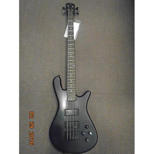 used spector performer 4 string electric bass guitar trans matte black guitar center. Black Bedroom Furniture Sets. Home Design Ideas