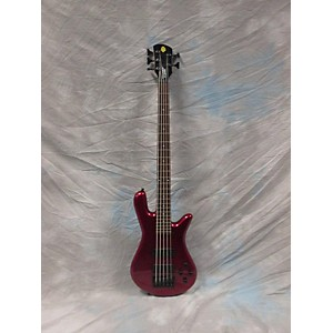 Pre-owned Spector Performer 5 String Electric Bass Guitar by Spector