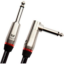 """Monster Cable Performer 600 1/4"""" Angled to Straight Instrument Cable"""