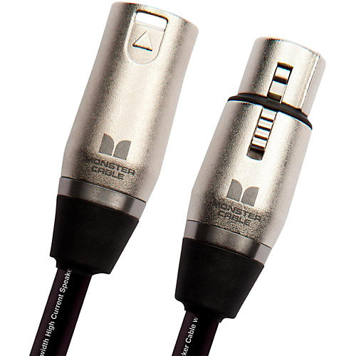 Monster Cable Performer 600 XLR Microphone Cable-thumbnail