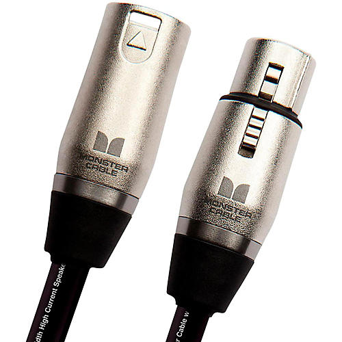 Monster Cable Performer 600 XLR Microphone Cable 30 ft.-thumbnail