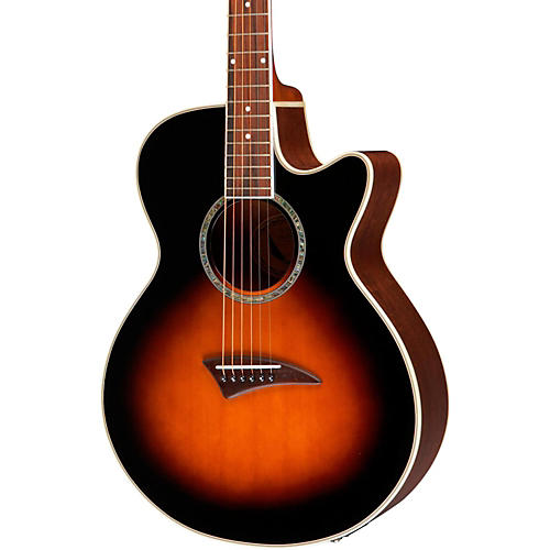 Dean Performer Acoustic-Electric Guitar Tobacco Burst-thumbnail