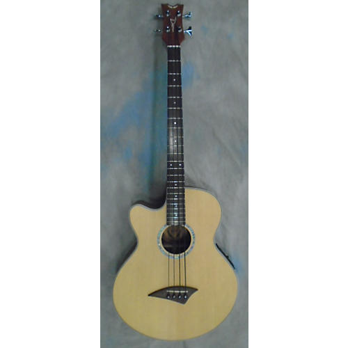 Dean Performer Bass CE Left-Handed Acoustic Bass Guitar