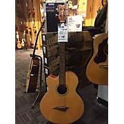 Dean Performer CE Acoustic Bass Guitar