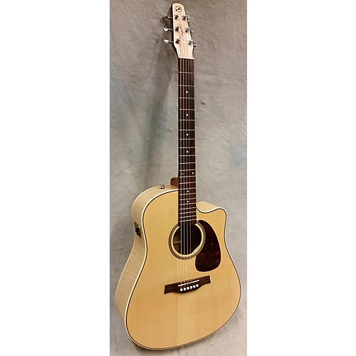 Seagull Performer CW Acoustic Guitar-thumbnail